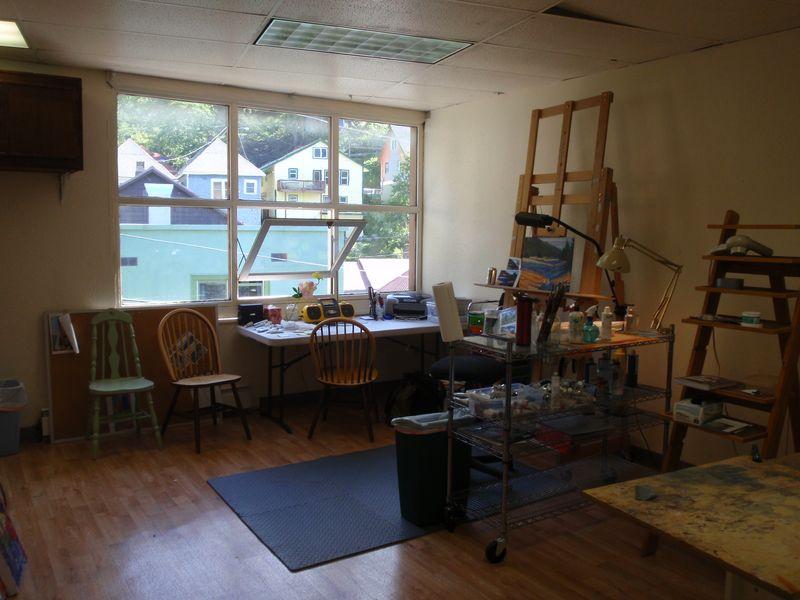 photo of my studio